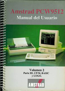 Amstrad PCW9512. Manual del Usuario Vol. II