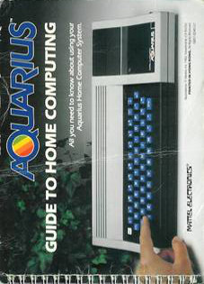 AQUARIUS. GUIDE TO HOME COMPUTING