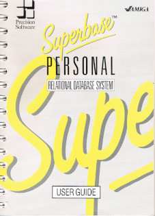 Superbase Personal 1.0 - User Guide
