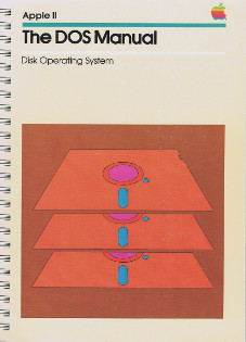 Apple II - The DOS Manual