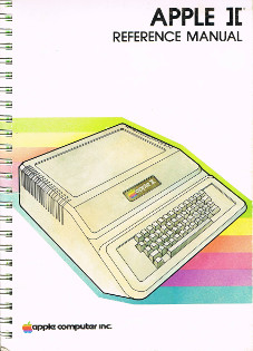 Apple ][ - Reference Manual
