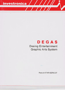 DEGAS - Desing Entertainment Graphic Arts System