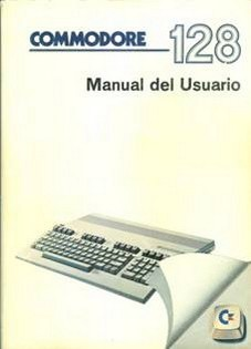 Commodore 128. Manual del Usuario