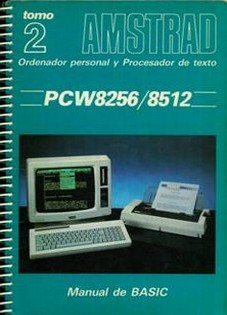 PCW8256 / 8512 Manual de BASIC