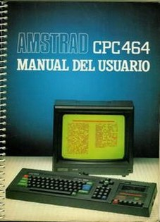 AMSTRAD CPC 464. Manual del usuario