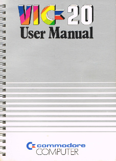 VIC-20 User Manual