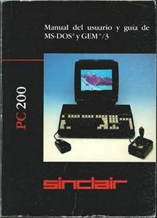 Manual del usuario y guía de MS-DOS y GEM/3
