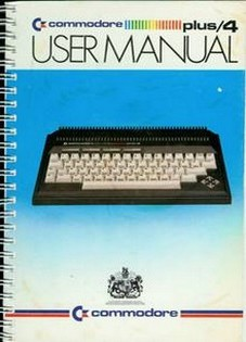 Commodore Plus/4. User Manual