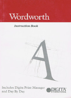 Wordworth. Instruction Book