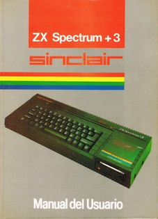 ZX Spectrum +3 - Manual del Usuario