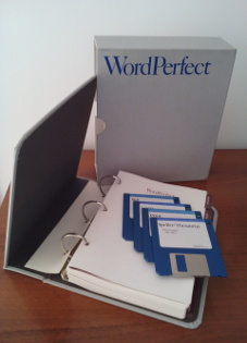 WordPerfect for the Amiga